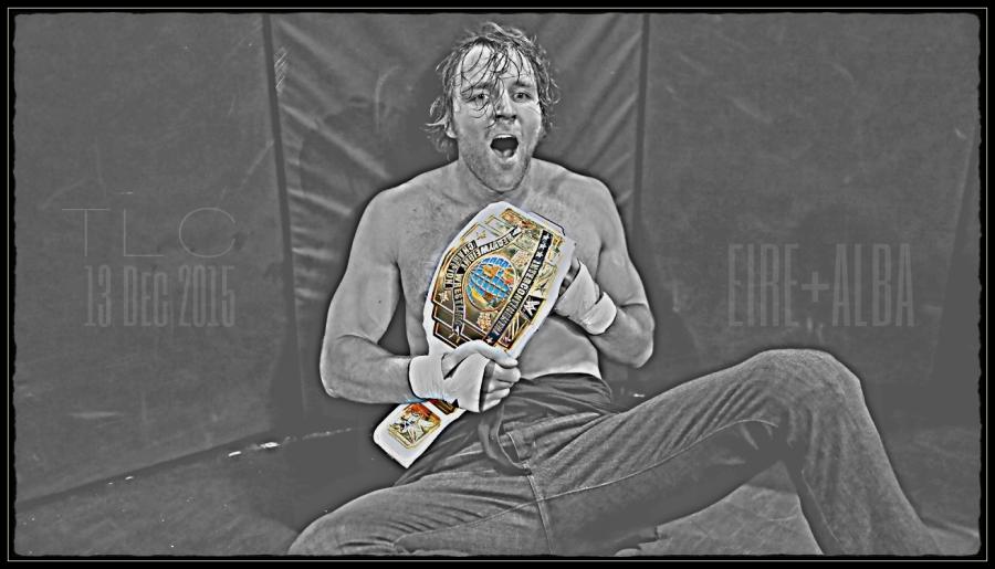 Dean Ambrose_collage
